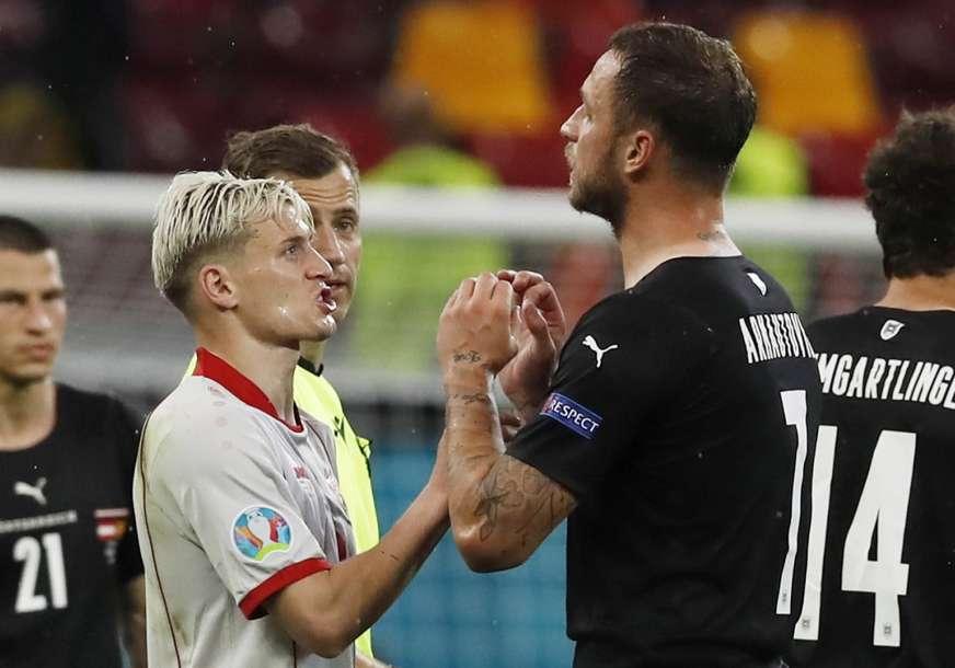 DISCIPLINSKI PROTIV ARNAUTOVIĆA Srbinu prijeti izbacivanje sa Evropskog prvenstva, a Džaka i Šaćiri novčano kažnjeni