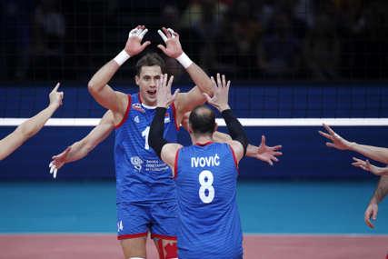 PREPUSTILI SAMO SET Srbija ubjedljiva protiv Australije
