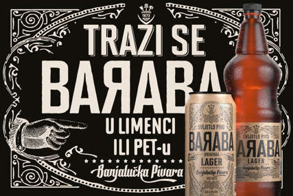 """Baraba"" novi brend Banjalučke pivare"
