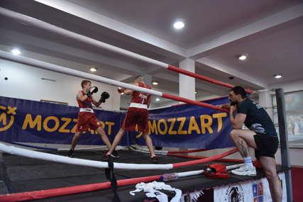 Iz ringa do zvijezda: Mozzart podržao Bokserski klub Obilić