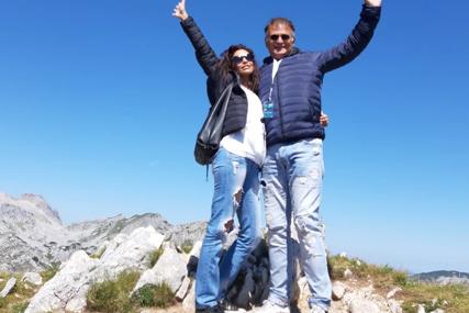Jelena i Branislav Lečić su u vezi već dvije godine: Vodio je na Durmitor i skrivao od javnosti (FOTO)