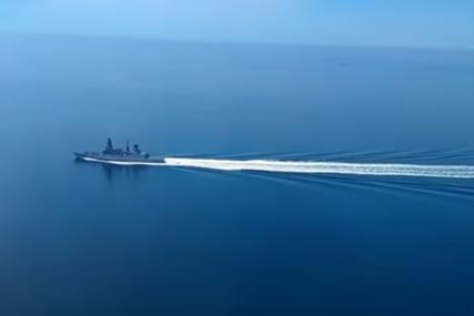 """Moskva preduzima odgovarajuće diplomatske mjere """"Incident u Crnom Moru mogao da ima ozbiljne posljedice"""""""