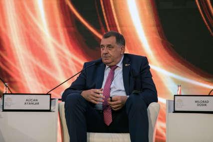 Dodik na forumu u Antaliji: Tokom pandemije izostala očekivana solidarnost u svijetu
