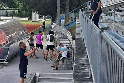 NIŠTA OD UTAKMICE Borac bez testa, Olimpija došla sa juniorima