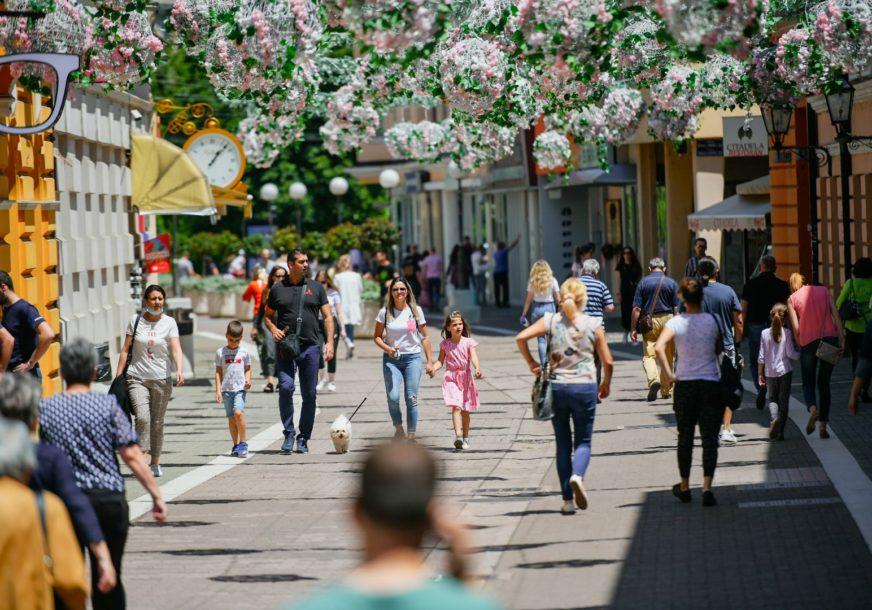 UVEČE MOGUĆA KIŠA Sutra u BiH sunčano i toplo, temperatura do 33 stepena