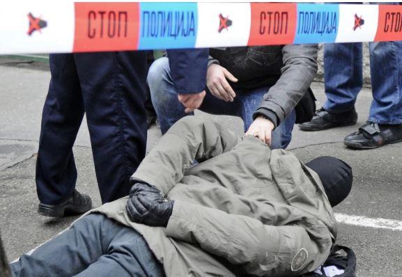 DOLIJAO POLICIJI Uhapšen i drugi učesnik tuče u kojoj su korišćene i sjekire