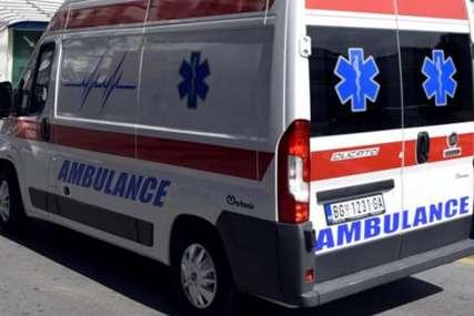 Pronađen bez svijesti: Muškarac propao kroz otvor za lift