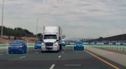 Autonomni kamion PUN LUBENICA prešao put od Arizone do Oklahome (VIDEO)