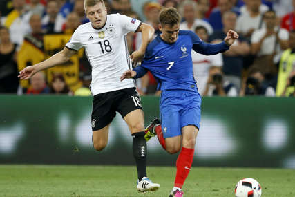 """""""TRIKOLORI"""" USPJEŠNIJI Njemačka sedam godina nema pobjedu protiv Francuske"""
