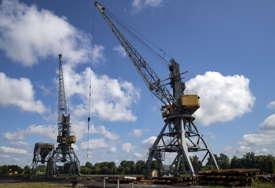 Obilježen početak pripremnih radova na rekonstrukciji Luke Brčko