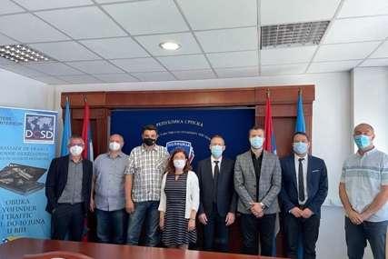 Stručna obuka iz balistike za pripadnike MUP RS: Borba protiv terorizma i organizovanog kriminaliteta
