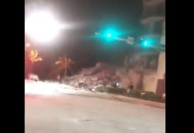 EKIPE I DALJE NA TERENU Spasioci iz ruševina u Majamiju izvukli 35 ljudi, poginula najmanje jedna osoba
