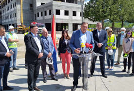 """""""Uprkos koroni, nismo stali"""" Dodik poručuje da će nova bolnica u Doboju biti izgrađena PRIJE ROKA"""
