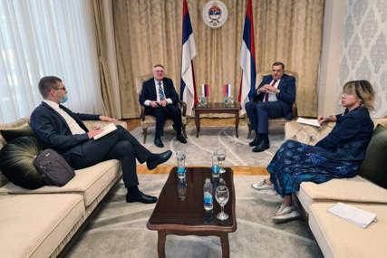 """Dodik sa ambasadorom Rusije """"BiH bi morala da preuzme odgovornost za svoju budućnost"""""""