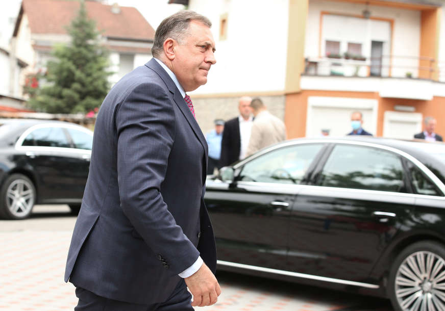 NOVO PISMO Dodik i od Gutereša tražio da Alkalaj ne govori na sjednici Savjeta bezbjednosti UN (FOTO)