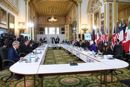 Zemlje G7 se obavezuju da pronađu jednako rješenje: Usaglašen globalni minimalni porez od najmanje 15 odsto