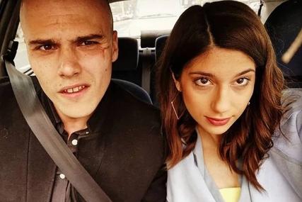 Buran ljubavni život budućeg tate: Miodrag čeka dijete sa glumicom, a prije nje je ljubio njenu koleginicu