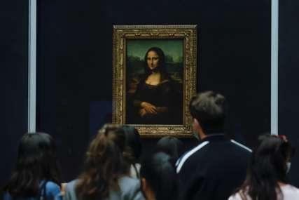 Repliku Mona Lize prodali za skoro tri miliona evra