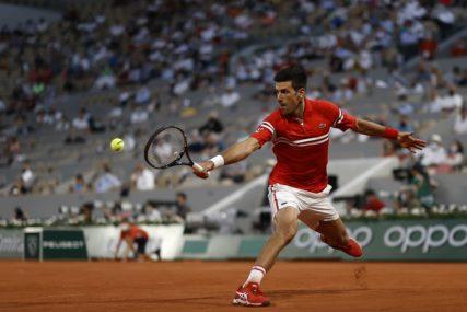 Smiješi mu se 19. grend slem titula: Đoković preko Nadala stigao do finala u Parizu
