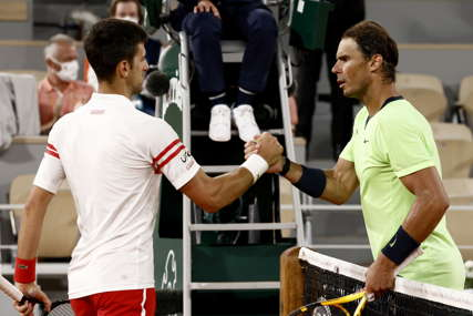 TENIS ISPRED FUDBALA Duel Đoković - Nadal zasjenio i Evropsko prvenstvo