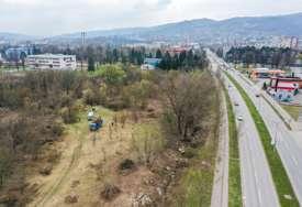 Vrijednost ove faze projekta 87.750 KM: Grad raspisao tender za izgradnju novog parka na Banjalučkom polju