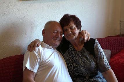 """Život je lakši uz ljubav i poštovanje"" Persa i Božo Dragić proslavili pola vijeka srećnog braka"