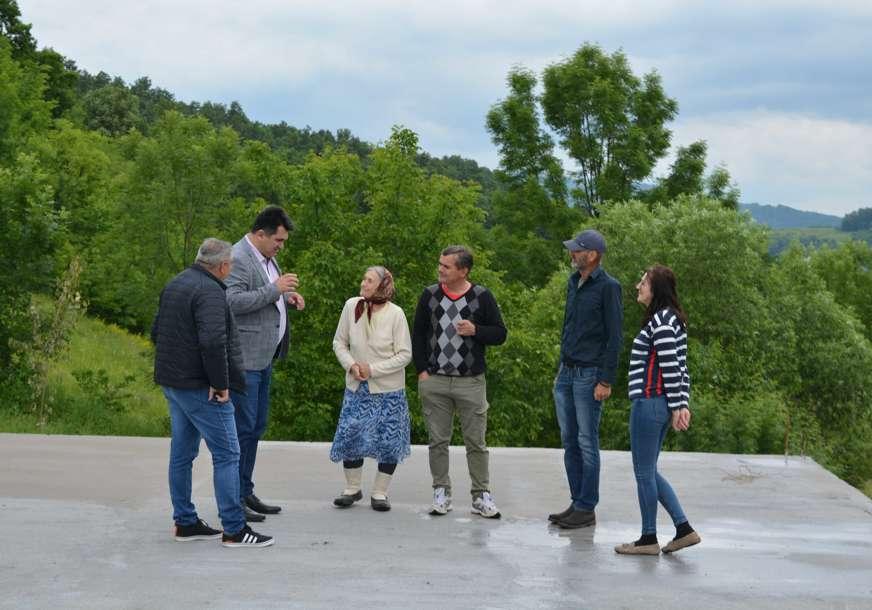 ZAJEDNO U HUMANOJ MISIJI Započela izgradnja kuće porodici Tošić iz Lipovica (FOTO)