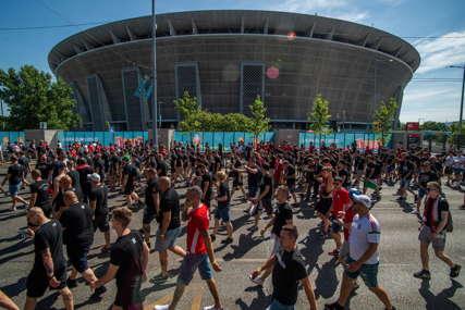 SVE ZBOG NAVIJAČA Finale Eura umjesto u Londonu moglo bi biti odigrano u Budimpešti