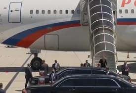 Putin stigao u Ženevu, uskoro sastanak sa Bajdenom (VIDEO)