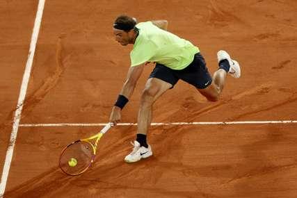 IZJEDNAČEN SA FEDEREROM Nadal pobjedu udaljen od rekorda na grend slem turnirima