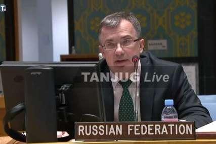 """Ruski predstavnik u Savjetu bezbjednosti UN """"Haške presude nisu fer, od početka jedna strana optužena za sve"""""""
