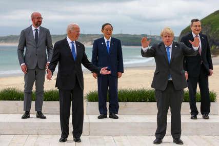 """""""Izgradimo bolji svijet"""": Lideri G7 usvojili plan vrijedan 40.000 milijardi dolara"""