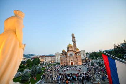 U susret Spasovdanu: Počelo obilježavanje krsne slave grada i Hrama