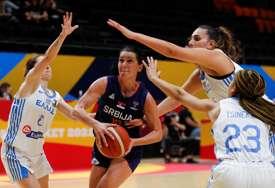 """MONSTRUOZNE """"ORLICE"""" Košarkašice Grčke nisu imale šansu pored raspoloženih Srpkinja"""