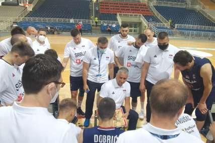 ŠOK Senegal odustao, Košarkaši Srbije težim putem moraju na Olimpijske igre