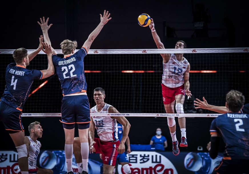 DESETI TRIJUMF Srbija na pragu polufinala