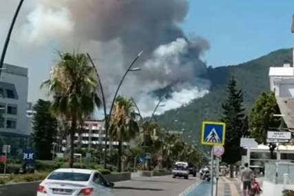 Hiljade ljudi evakuisano: Ovo su najgori požari koji su pogodili Tursku