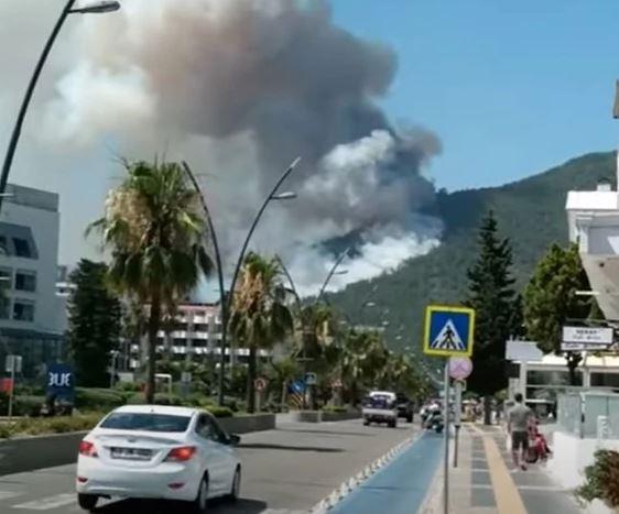 """""""Napori za suzbijanje nastavljaju se s velikom predanošću"""" Turska stavila pod kontrolu 107 požara"""