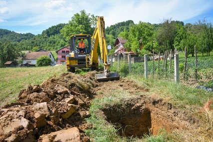 Radovi na cjevovodu: Bez vode ostaju stanovnici četiri naselja
