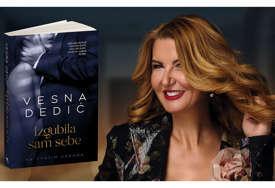 """Novi roman Vesne Dedić """"Izgubila sam sebe"""" u prodaji od 15. juna"""
