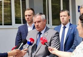 Višković u posjeti Palama: Vlada Srpske nastaviće ulaganja u opštinu