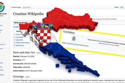 """NDH-PEDIJA Autori članaka na Vikipediji iz Hrvatske više od 10 godina """"umivali"""" zločine, među kojima i genocid u Jasenovcu"""