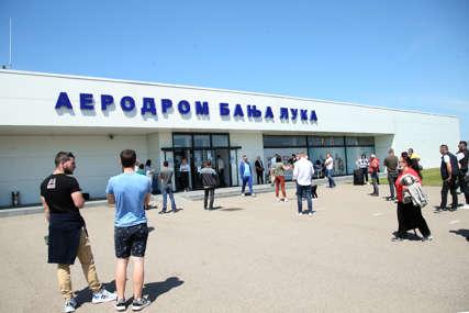 Zbog gužve se NE JAVLJAJU NA TELEFON: Ponedjeljkom teško do informacije na Aerodromu Banjaluka