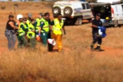 NESREĆA U AUSTRALIJI Automobil izletio sa staze i usmrtio gledaoca