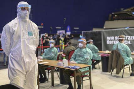 STRAH OD MUTACIJE VIRUSA Austrijanci ne vjeruju u brzi kraj pandemije
