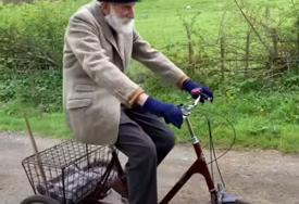 U životu je SVE MOGUĆE: Bivši farmer u 84. godini postao Jutjuber (VIDEO)