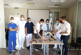 USPJEH BIJELJINSKIH LJEKARA Uvedene nove operativne procedure u ortopediji
