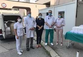 """Kroz  projekat """"Zaštitimo našu budućnost"""": Obezbijeđena medicinska oprema za UKC Srpske"""