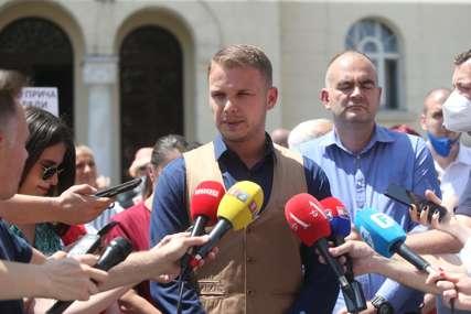 """Stanivuković o optužbama za mobing """"U Gradskoj upravi oko 90 odsto zaposlenih je iz SNSD"""""""