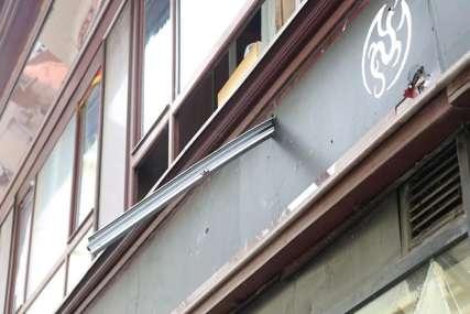 Detonacija zabola šipku u zid: U eksploziji u centru Beograda mogla da STRADAJU DJECA